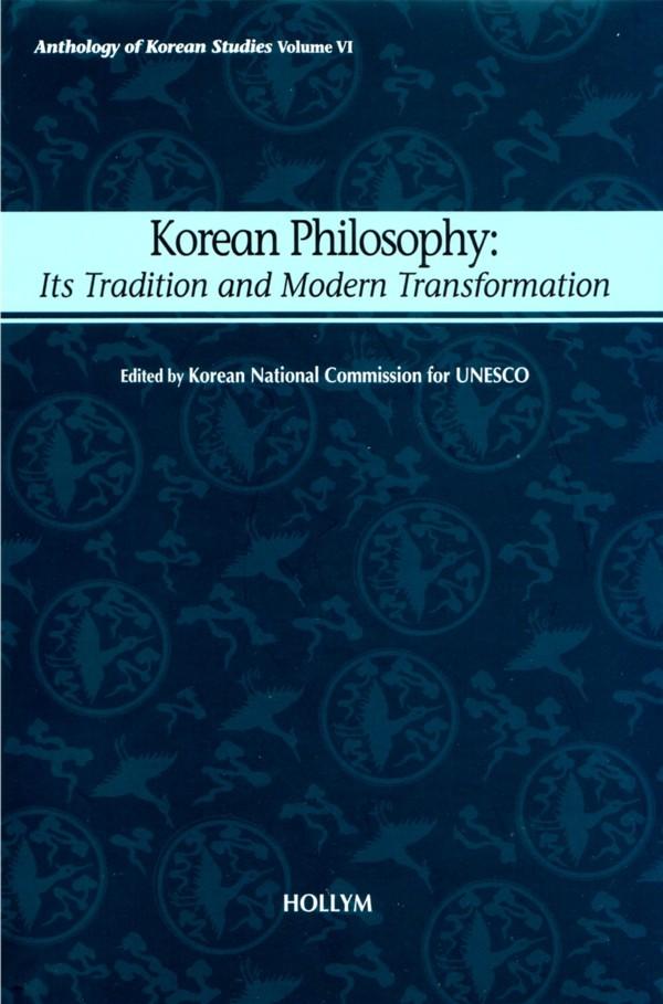 Korean Philosophy