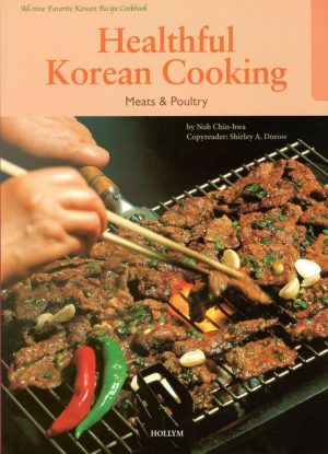 Healthful Korean Cooking