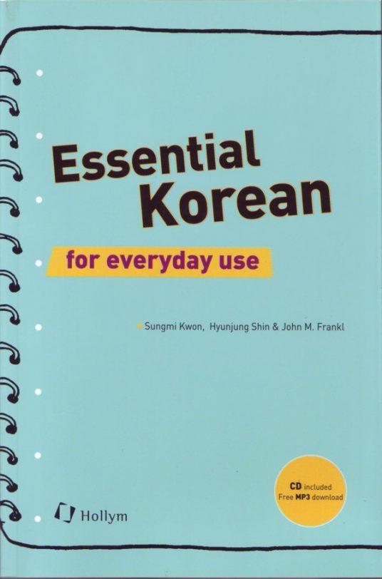 Essential Korean for Everyday Use